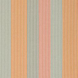 Brera Rigato II Fabrics | Brera Colorato - Cinnamon | Curtain fabrics | Designers Guild