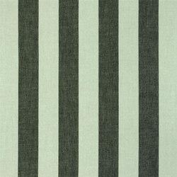 Brera Rigato Stripe Fabrics | Brera Largo - Ebony | Tissus pour rideaux | Designers Guild