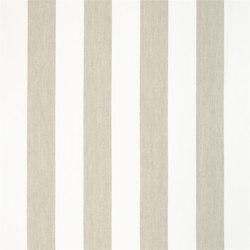 Brera Rigato Stripe Fabrics | Brera Largo - Pebble | Curtain fabrics | Designers Guild