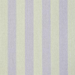 Brera Rigato Stripe Fabrics | Brera Largo - Heather | Curtain fabrics | Designers Guild