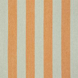 Brera Rigato Stripe Fabrics | Brera Largo - Saffron | Tejidos para cortinas | Designers Guild
