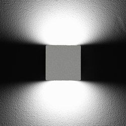 Zeta Power LED / Bidirectional | Lámparas exteriores de pared | Ares