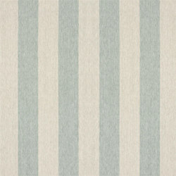 Brera Rigato Stripe Fabrics | Brera Largo - Celadon | Curtain fabrics | Designers Guild