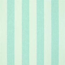 Brera Rigato Stripe Fabrics | Brera Largo - Azure | Curtain fabrics | Designers Guild
