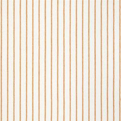Brera Rigato Stripe Fabrics | Brera Fino - Saffron | Curtain fabrics | Designers Guild