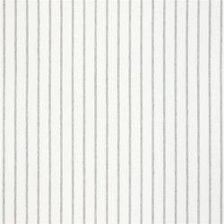 Brera Rigato Stripe Fabrics | Brera Fino - Cloud | Vorhangstoffe | Designers Guild