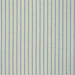 Brera Rigato Stripe Fabrics | Brera Fino - Cobalt | Vorhangstoffe | Designers Guild