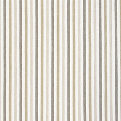 Brera Rigato Stripe Fabrics | Brera Rigato - Cocoa | Tejidos para cortinas | Designers Guild