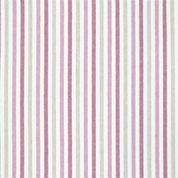 Brera Rigato Stripe Fabrics | Brera Rigato - Peony | Vorhangstoffe | Designers Guild