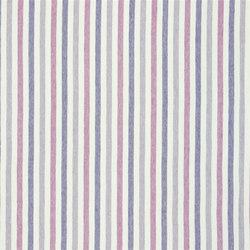 Brera Rigato Stripe Fabrics | Brera Rigato - Heather | Tejidos para cortinas | Designers Guild