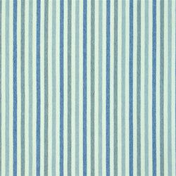 Brera Rigato Stripe Fabrics | Brera Rigato - Cobalt | Tessuti tende | Designers Guild