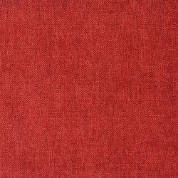 Bressay Fabrics | Benholm - Scarlet | Curtain fabrics | Designers Guild