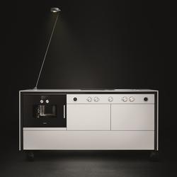 mevo | Compact kitchens | Fußstetter Planungs-Gesellschaft