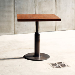 Apollo table | Bistro tables | Heerenhuis