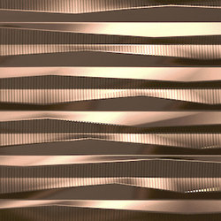 Chamarel | Pamukkale-R Cobre | Baldosas de cerámica | VIVES Cerámica