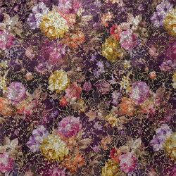 Zambelli Fabrics | Zambelli - Damson | Curtain fabrics | Designers Guild