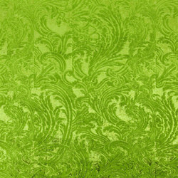 Zambelli Fabrics | Merelli - Emerald | Tissus pour rideaux | Designers Guild