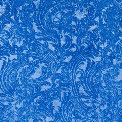 Zambelli Fabrics | Merelli - Cobalt | Curtain fabrics | Designers Guild