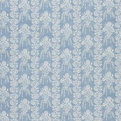 Exmere Fabrics | Amandine - Sky | Tejidos para cortinas | Designers Guild