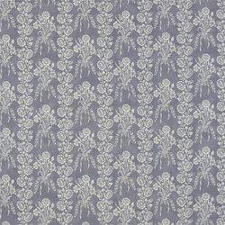 Exmere Fabrics | Amandine - Iris | Curtain fabrics | Designers Guild