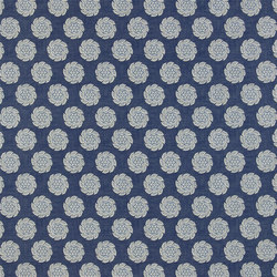 Exmere Fabrics | Barrameda - Denim | Curtain fabrics | Designers Guild