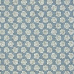 Exmere Fabrics | Barrameda - Sky | Curtain fabrics | Designers Guild