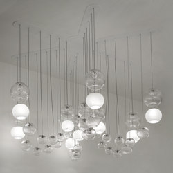 Oto SP CHA | Suspended lights | Vistosi