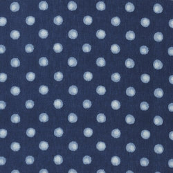 Indigo Bleu Fabrics | Chesari - Indigo | Tessuti tende | Designers Guild