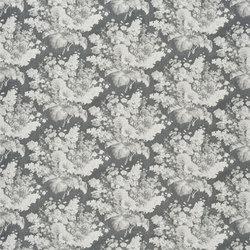 Indigo Bleu Fabrics | Perosita - Slate | Tissus pour rideaux | Designers Guild