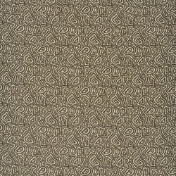 Indigo Bleu Fabrics | Manzu - Biscuit | Curtain fabrics | Designers Guild
