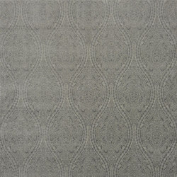 Indigo Bleu Fabrics | Alvia - Steel | Tejidos para cortinas | Designers Guild