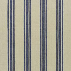 Manton Fabrics | Castlewrey - Navy | Tessuti tende | Designers Guild