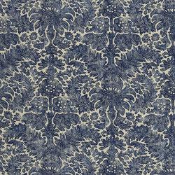 Signature Artiste de la Mer Fabrics | Antibes Batik - Denim | Curtain fabrics | Designers Guild