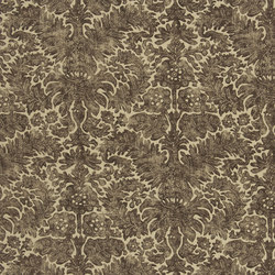 Signature Artiste de la Mer Fabrics | Antibes Batik - Hopsack | Tessuti tende | Designers Guild