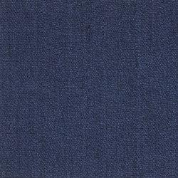 Signature Artiste de la Mer Fabrics | Hampton Beach Jute - Indigo | Tissus pour rideaux | Designers Guild