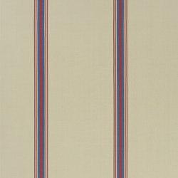 Signature Artiste de la Mer Fabrics | Honfleur Stripe - Sunfaded | Tissus pour rideaux | Designers Guild