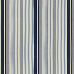Signature Artiste de la Mer Fabrics | Jacques Ticking - Seaside | Tessuti tende | Designers Guild
