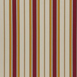 Signature Artiste de la Mer Fabrics | Martigues Awning Stripe - Sunbaked | Tessuti tende | Designers Guild