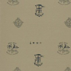 Signature Artiste de la Mer Fabrics | Nautical Hopsack - Pebble | Curtain fabrics | Designers Guild