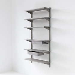 Unit Shelf | Shelving | STATTMANN NEUE MOEBEL