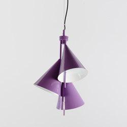 Cone hanging lamp | Éclairage général | almerich