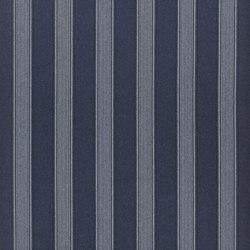 Signature Modern Lodge Fabrics | Deep Springs Stripe - Indigo | Vorhangstoffe | Designers Guild