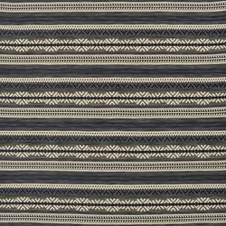 Signature Modern Lodge Fabrics | Mountain Pass Stripe - Winter | Tessuti tende | Designers Guild