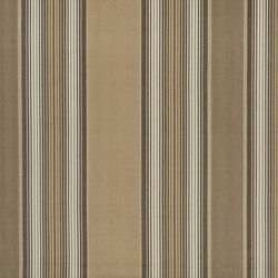 Signature Modern Lodge Fabrics | Pueblo Stripe - Driftwood | Vorhangstoffe | Designers Guild