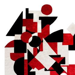 Assume vivid astro focus | Formatteppiche / Designerteppiche | Henzel Studio