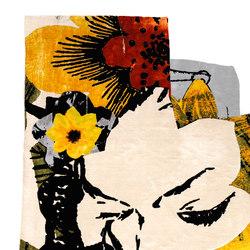 Mickalene Thomas | Tappeti / Tappeti d'autore | Henzel Studio