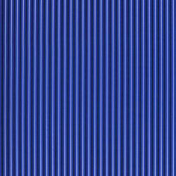 Signature Sur la Cote Fabrics | Henri Stripe - Admiral | Tissus pour rideaux | Designers Guild