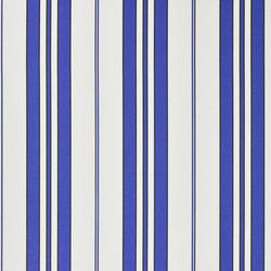 Signature Sur la Cote Fabrics | Marchant Stripe - Admiral | Curtain fabrics | Designers Guild