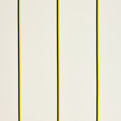 Signature Sur la Cote Fabrics | Halyard Stripe - Soleil | Tejidos para cortinas | Designers Guild