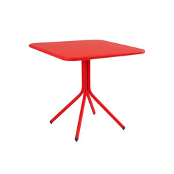 Yard Table | 534 | Cafeteria tables | EMU Group